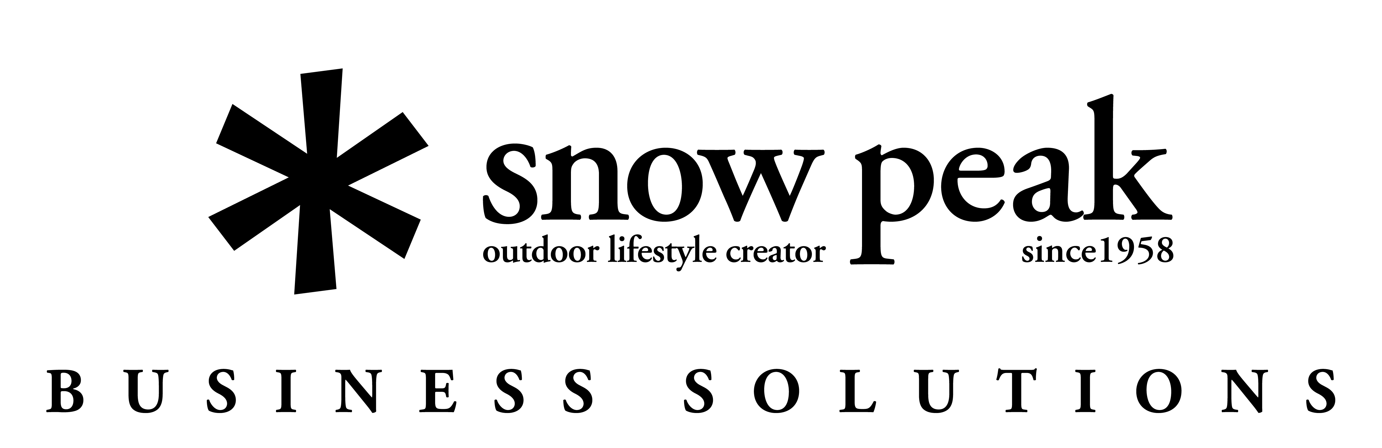 人からITを考える snow peak BUSINESS SOLUTIONS
